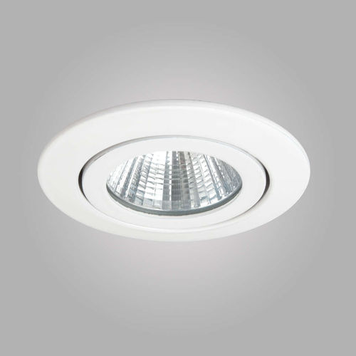 indoor spotlight / for ships / LED / floor-recessed