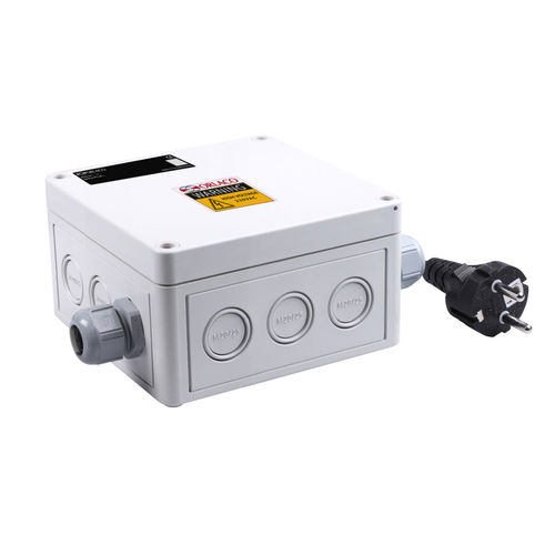 electric junction box / for ships