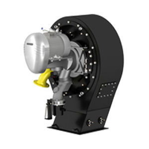 ship burner / rotary cup