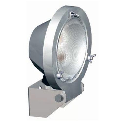 deck floodlight / for ships / sealed beam / adjustable