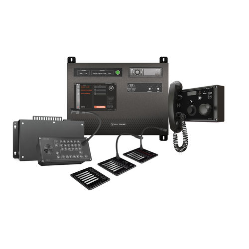 cruise ship public address system / for ferries
