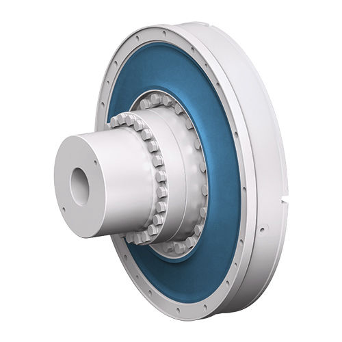 flexible mechanical coupling / for ships / for shafts