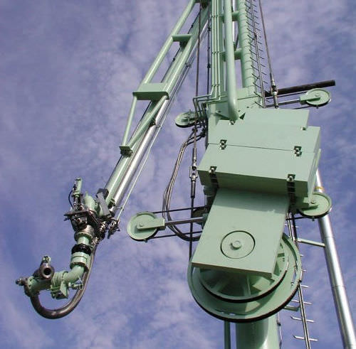 Release unit / emergency marine loading arm ERC Wiese Europe