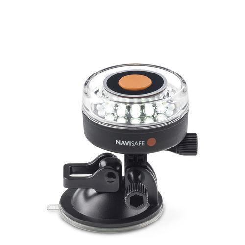boat navigation light / incandescent / LED / white