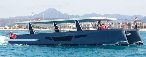 Catamaran excursion boat 58 Passenger  Flash Catamarans