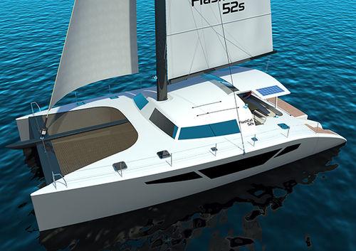 sailing catamaran - Flash Catamarans