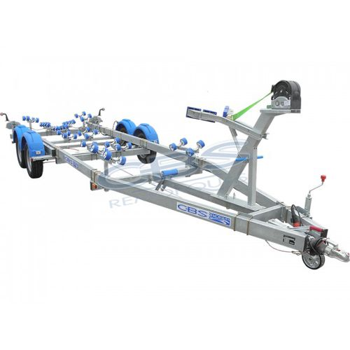 road trailer / for boats