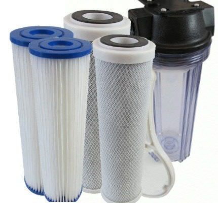fresh water filter / for boats / for desalinators