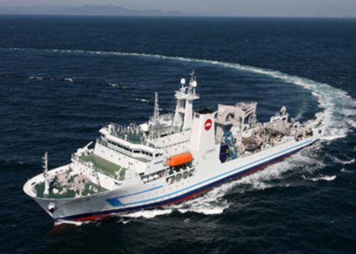hydrographic survey ship