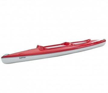 rigid kayak / recreational / flatwater / two-seater
