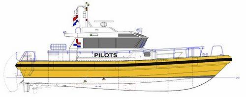service boat / inboard