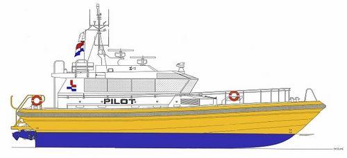 service boat / inboard waterjet