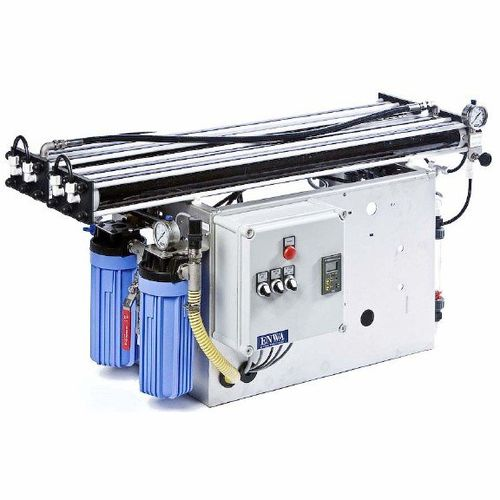 ship watermaker / for yachts / reverse osmosis / 230 V