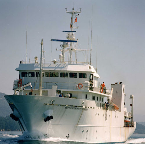 Oceanographic research ship 700 DWT | PRESBITERO Factorias Juliana, S.A.U.