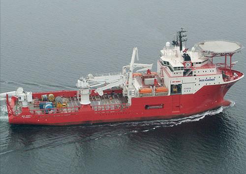 Offshore support vessel / construction vessel 9.000 DWT | BOA DEEP C Factorias Juliana, S.A.U.