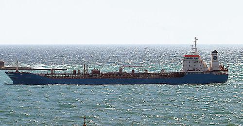 Chemical tanker cargo ship 21.350 DWT | VULCANO M 478  Factorias Juliana, S.A.U.