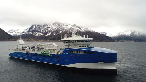 live fish carrier commercial fishing vessel