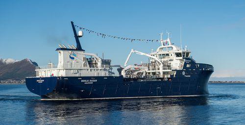 fishing trawler fishing-vessel
