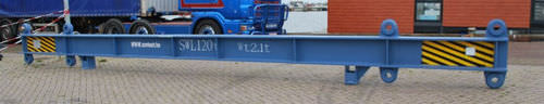 container spreader / beam type