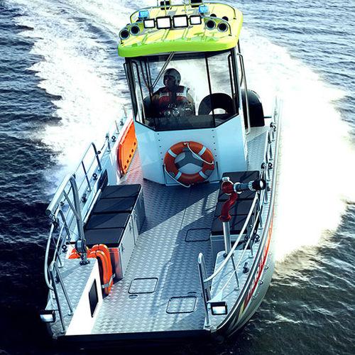 landing craft / inboard / outboard / aluminum