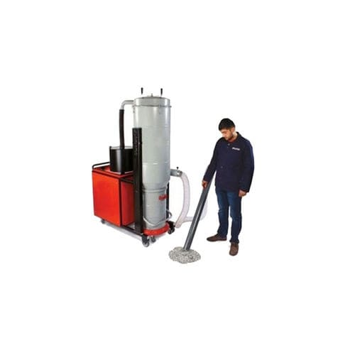 shipyard vacuum system / mobile / oil spill recovery