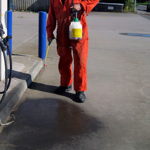 dispersant spray system / oil spill / with nozzles