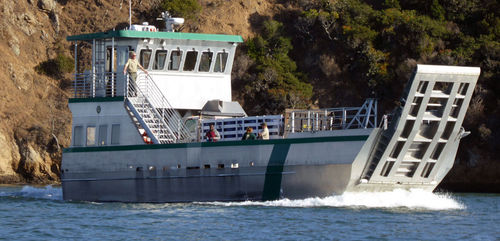 landing craft special vessel
