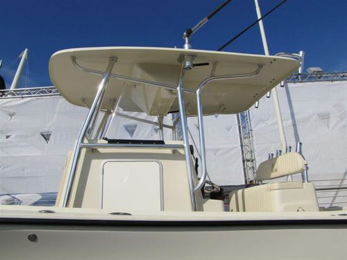 boat Bimini top / helm station / aluminum frame / rigid