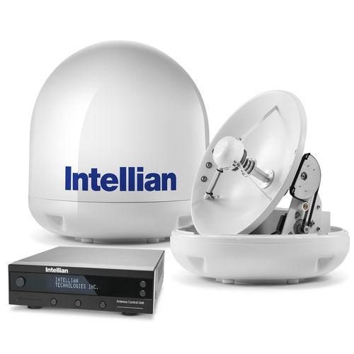 TV antenna / satellite / for boats / radome I3 Intellian Technologies