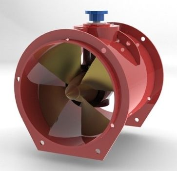 bow thruster / for ships / hydraulic / electric