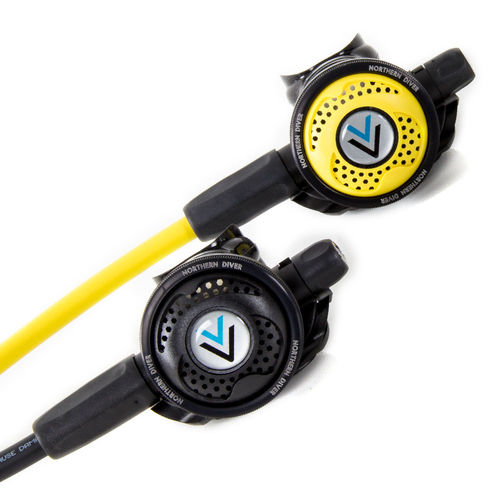 first and second stage scuba regulator / octopus / for cold water