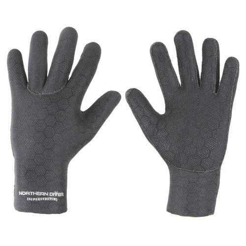 Diving gloves / full / neoprene SUPERSTRETCH Northern Diver (International)