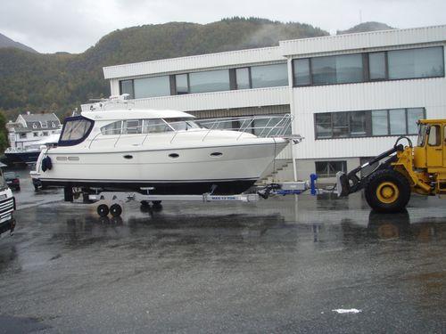 handling trailer / launching / shipyard / hydraulic