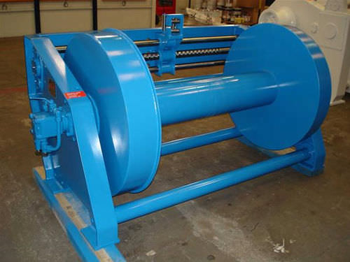 Fishing ship winch / longline / hydraulic drive BOPP Treuils JEB