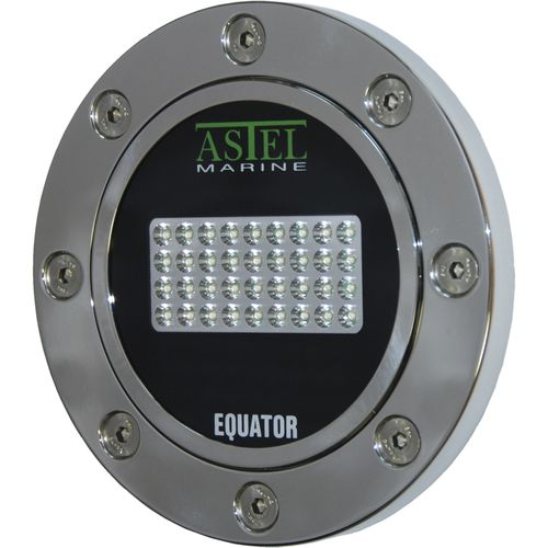 Underwater yacht light / LED / surface-mount / multi-color EQUATOR MRS36240S ASTEL d.o.o.