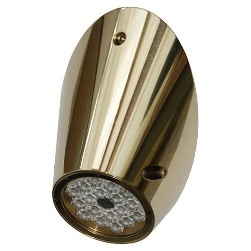Underwater boat light / LED / surface-mount / bronze CONUS MSR18240 ASTEL d.o.o.