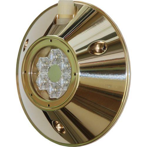 Underwater boat light / LED / surface-mount / bronze CONVEX MST0680 ASTEL d.o.o.