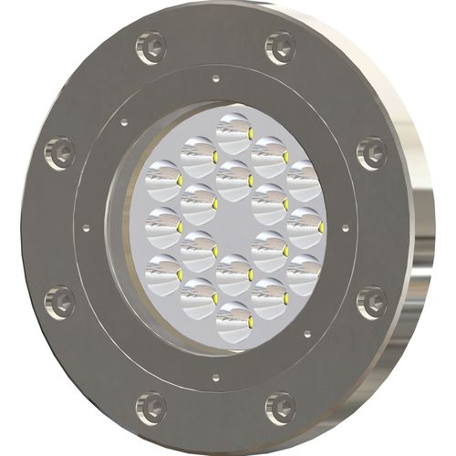 Underwater yacht light / LED / surface-mount / multi-color CONVEX MSR18300 ASTEL d.o.o.