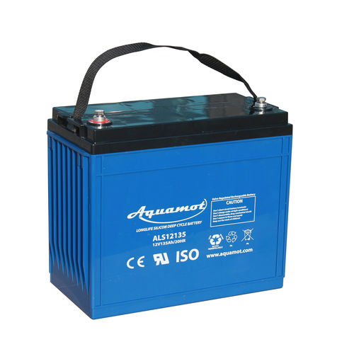 12V deep-cycle battery ALS12145 - 12V/145Ah Aquamot