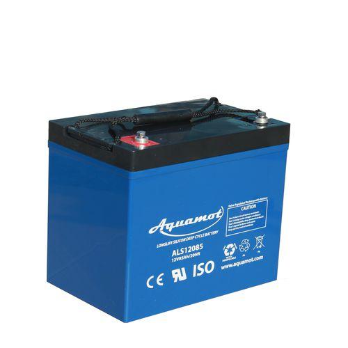 12V deep-cycle battery ALS12085 - 12V/85Ah Aquamot