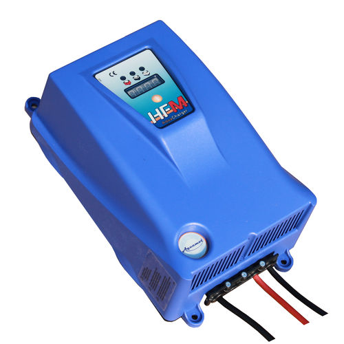 Battery charger / for work boats / marine / smart AquaCharger HFM 24V/30A Aquamot