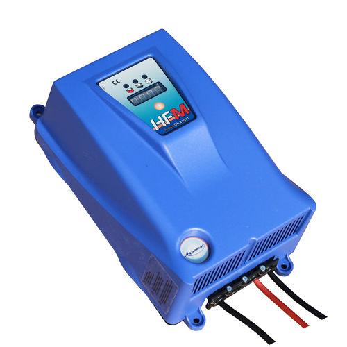 Battery charger / for work boats / marine / smart AquaCharger HFM 48V/50A Aquamot