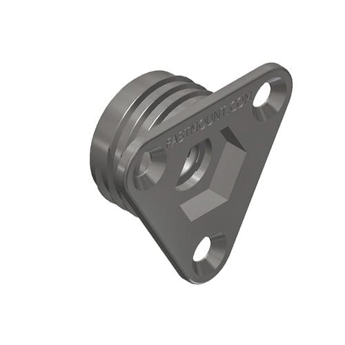 Yacht panel mounting clip MC-F5 Fastmount Ltd