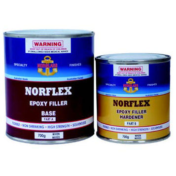 epoxy filler / two-component
