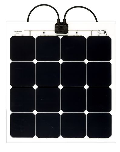 Flexible solar panel SP 52 Q Solbian Energie Alternative Srl
