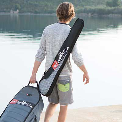 travel bag / stand-up paddle / for paddle / double