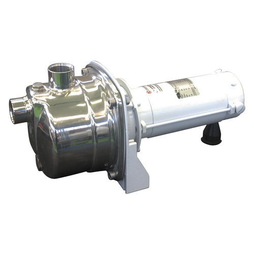 boat pump / transfer / high-pressure cleaner / shower