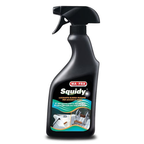 Deck cleaner / anti-corrosion / for boats Squidy Ma-Fra S.p.A.