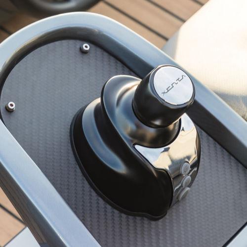 motor joystick / boat / for ships / for yachts