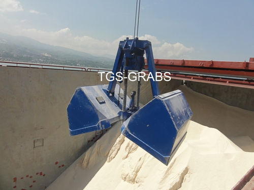 Bulk cargo grab / for bulk carriers / for ships SINGLE LINE The Grab Specialist BV